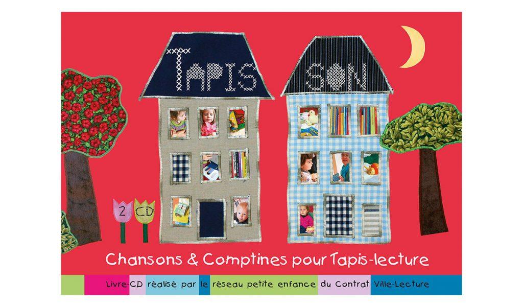 Tapisson (livre CD)