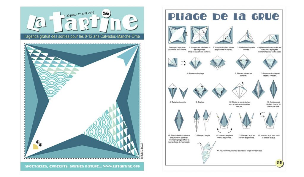 La Tartine n°56 (magazine)