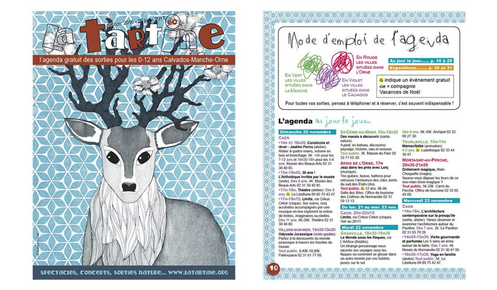 La Tartine n°60 (magazine)