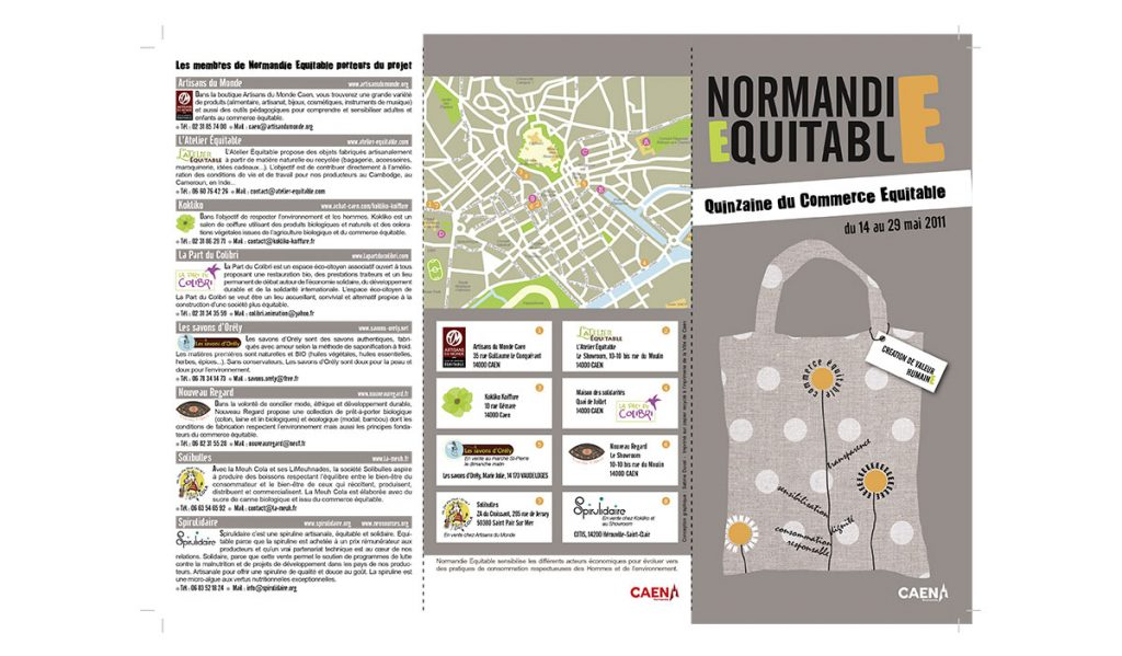 Normandie Equitable (visuel)